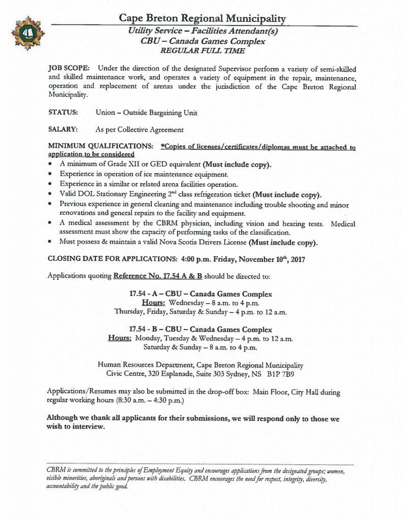 Ref. #17.54 A&B Utility Service - Facilities Attendant - External_2